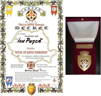 Diploma mason-templier