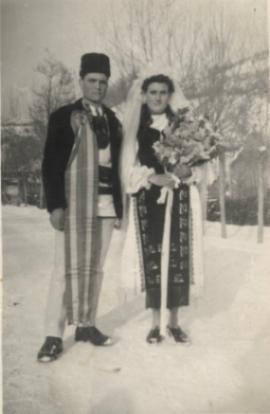Casatorie crestina traditionala Almasu Mic de Munte