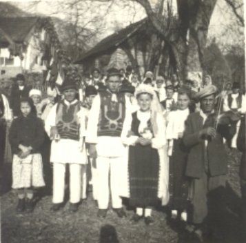 Nunta crestina traditionala Almasu Mic de Munte