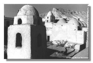 manastire din Egiptul monastic