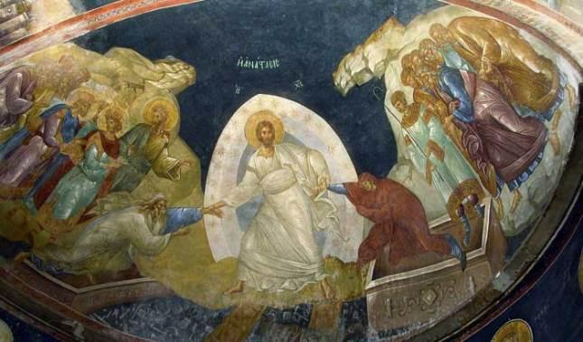 anastasis chora church