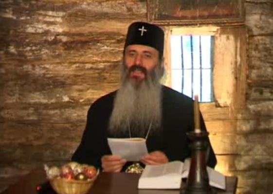 Ips Teofan, Mitropolitul Olteniei - Pastorala de Pasti 2008 (video)