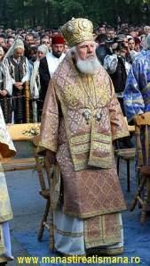 Ips Bartolomeu impreuna cu poporul Olteniei