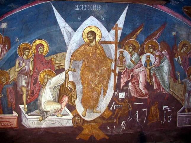 Decani Invierea