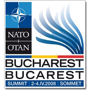 Logo SUMMIT NATO Bucuresti 2008