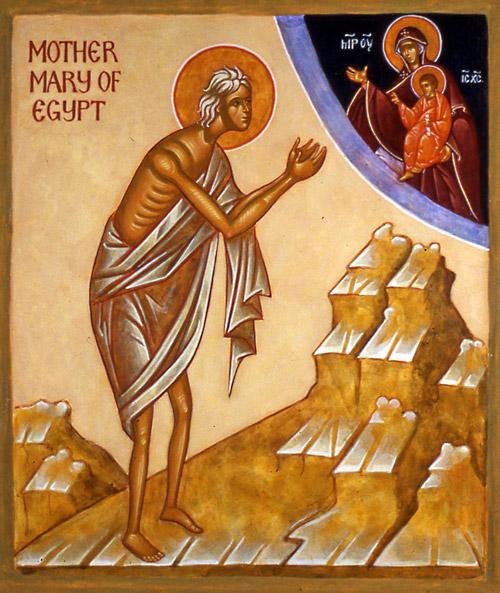 Sfanta Maria Egipteanca 2