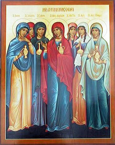 Sfintele Femei Mironosite
