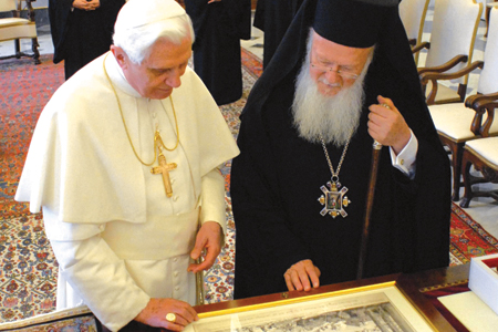 patriarch-bartholomew-pope-benedict