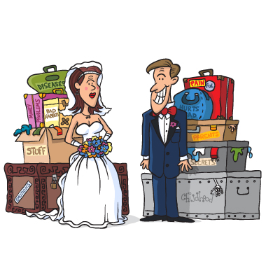 married-with-bagage