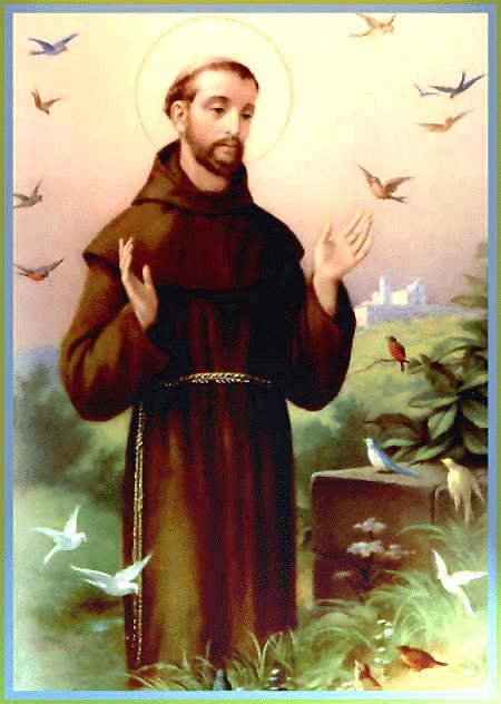'Să nu ne rănim supuşii noştri fraţi (animalele) este prima noastră datorie către ei, dar să ne limităm la atât nu e destul. Avem o misiune mai înaltă - să le fim de ajutor de câte ori au nevoie... Dacă există oameni care exclud oricare dintre creaturile lui Dumnezeu de sub adăpostul milei şi compasiunii, vor exista şi oameni care se vor comporta asemănător cu tovarăşii lor' - Francisc de Assisi