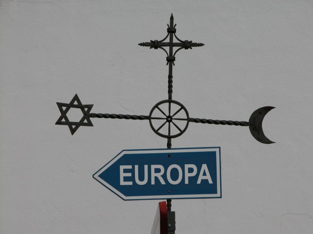 Întâlnirea liderilor religiilor monoteiste din Europa cu înalţi reprezentanţi ai Instituţiilor europene (Bruxelles, 11 mai 2009)  EUROPA