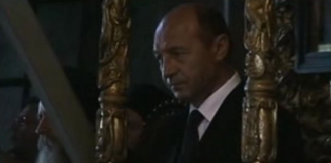Traian Basescu la Prodromu Athos 6