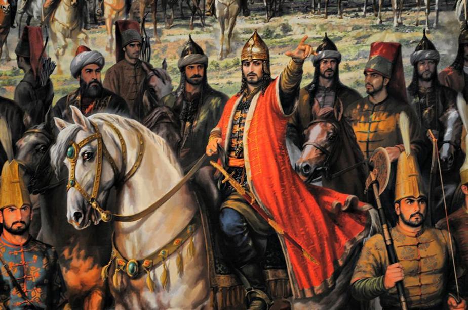 Dónde, cuándo y cómo : Constantinopla y su evolución.