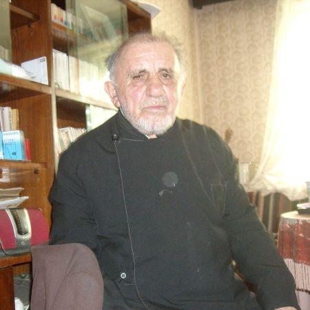 preotul Gheorghe Corlăţeanu